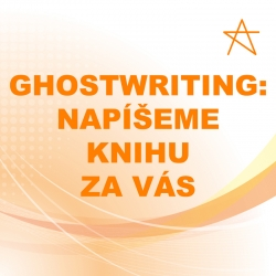 Ghostwriting - napíšeme...