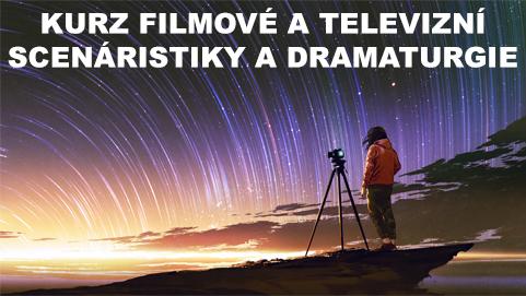 Kurz filmové a televizní scenáristiky a dramaturgie