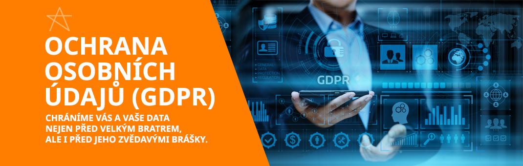Ochrana osobních údajů (GDPR)